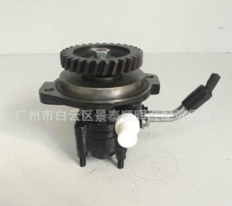 五十铃4HF1转向助力泵 液压转向助力泵 转向助力液压泵
