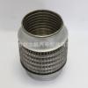 不锈钢排气波纹管编制网管汽车排气三元催化器焊接管汽车挠性管