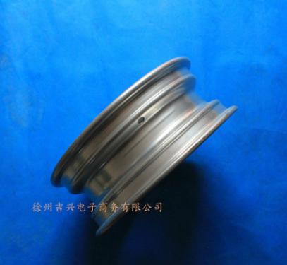 真空胎轮毂135/70R12 145/70R12电动四轮钢轮钢圈老年代步车轮辋