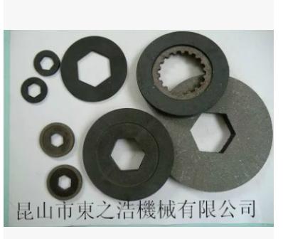 厂家直销高耐磨摩擦片 刹车片 离合器摩擦片 电机刹车片