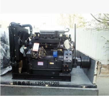 供应 60马力柴油发动机 ZH4102P配套粉碎机 空压机 厂家直销