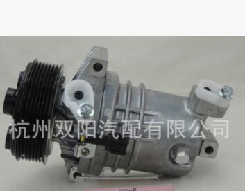 供应尼桑骊威LIVINA汽车空调压缩机冷泵