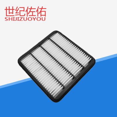 适用于广汽16  款三菱新帕杰罗劲畅空气滤芯滤清器格空滤