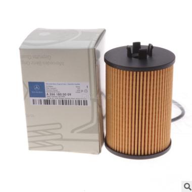 A2661800009适用于A200 B180 B200 机油滤清器 机油格 机油滤芯