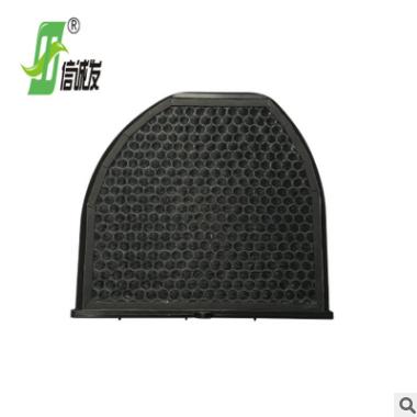 适配奔驰C级E级GLK SL汽车空调格滤清器车载滤芯配件hepa活性炭