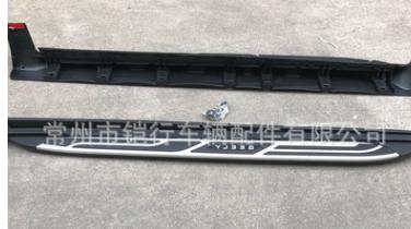 厂家直销 吉利博越原厂踏板 加厚带内衬踏板 汽车迎宾踏板