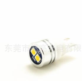 外贸热销 新品 T10-6SMD3030 高亮 恒流 解码 示宽 尾箱灯