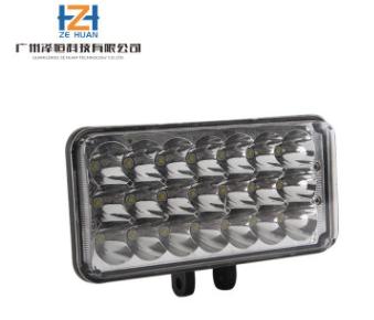 LED63W工作灯汽车越野车高低灯牧马人前杠灯泡配件跨境专供
