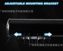 跨境货源 外贸热销 20英寸126W LED light bar 改装吉普车长条灯