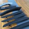 奥迪 Q5 原厂原装 改装岑木内饰 桃木内饰 碳纤维内饰条装饰条