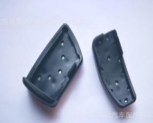 适用于丰田兰德酷路泽铝合金免打孔防滑刹车油门踏板踏板定制厂家