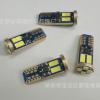 外贸LED高亮解码T10示宽灯阅读灯 室内车顶灯3030-12SMD恒流改装
