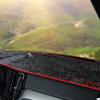 2018款全新沃尔沃XC60避光垫 仪表台隔热防晒垫 19款xc60改装专用