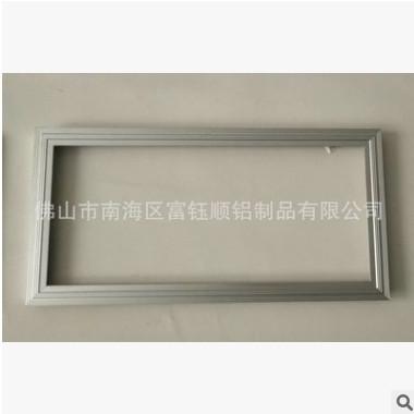 室内面板灯铝外壳压铸 来图来样加工生产铝合金灯饰压铸件