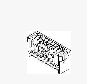 Molex/莫莱克斯501646-3000 连接器 优势现货提供