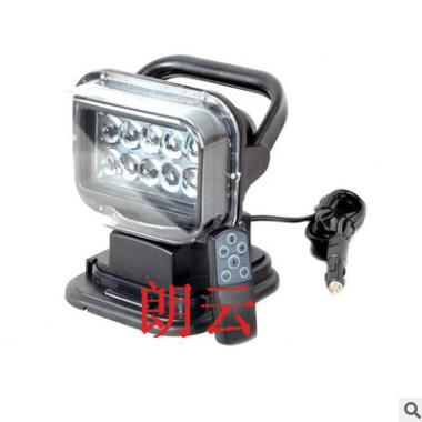 厂家批发 50W大功率照明灯 LED汽车车载灯 越野射灯led车顶辅助灯