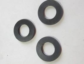 黑平垫圈M10*20*2 碳钢铁垫圈 冲压件 现货批发论斤卖