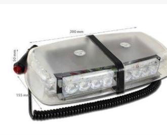 现货24LED吸顶爆闪灯车顶吸顶灯迷你警示灯LED闪光频闪信号酒吧灯