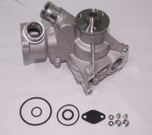 奔驰W140发动机水泵 水泵总成S320 S500 S600汽配1042003201全新