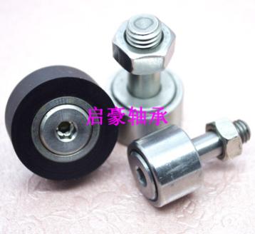 工厂直销CF6螺栓型滚轮滚针轴承 SCF6不锈钢凸轮轴承