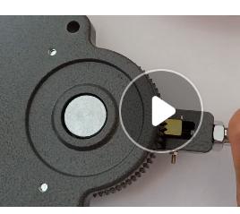 定位取力器拉线开关总成高低速控制器拉线工程车农用车自锁升降线