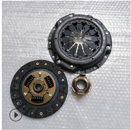 适用于奇瑞QQ372 0.8L发动机变速箱离合三件套
