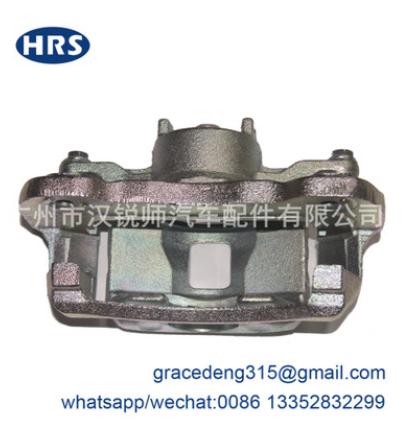 4605A201适用于三菱L200皮卡前左刹车卡钳制动分泵4D56发动机