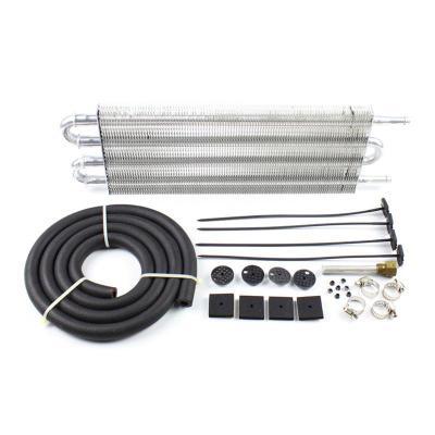 4层变速箱油冷器 通用远程传输油冷却器/自动铝散热器转换器