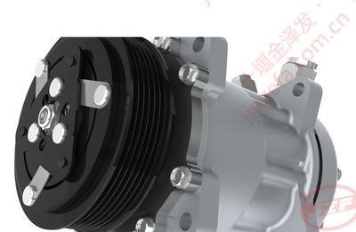 东风配件D28空调压缩机8104010-E22321