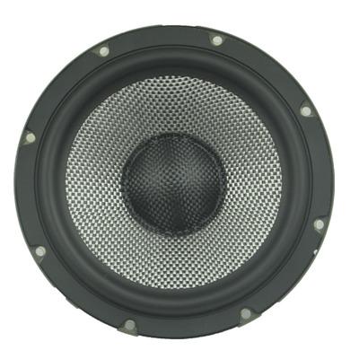 汽车6.5寸套装铝盆低音喇叭HIFI全频喇叭扬声器