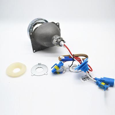 加长款Q5透镜大灯 氙气灯透镜 3.5寸透镜大灯 汽车摩托车鱼眼灯