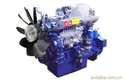 中国洛阳一拖东方红工程机械水冷4102柴油机发动机