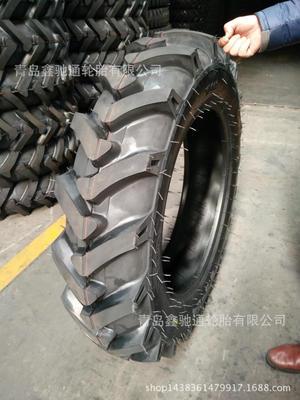 农用四轮车7.50-20 拖拉机轮胎 750-20人字花纹轮胎