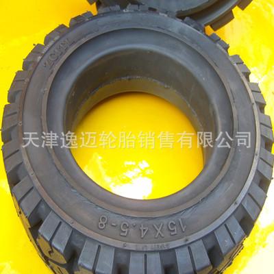 叉车.扫地车.轻型拖车实心轮200-8实心胎耐磨隧道平板车拖车轮