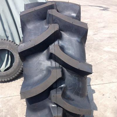 厂家独特生产直批19.5L-24水田农用轮胎 拖拉机稻田高花防陷轮胎