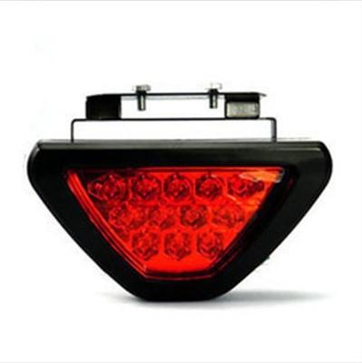 汽车三角刹车灯、频闪灯、警示灯、LED刹车灯、DC12V频闪刹车灯
