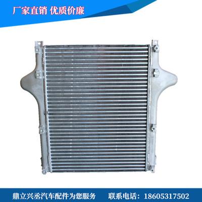 中国重汽豪瀚752W06100-0003中冷器