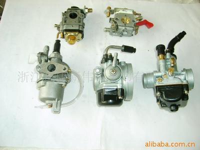 批发供应40-6化油器 小跑车发动机配件 49CC两冲越野化油器批发