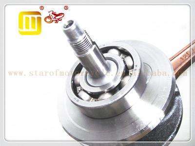 EN125摩托车连杆、曲轴总成,摩托车发动机配件