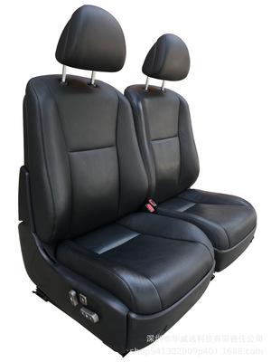 厂家直销改装汽车座椅 加热电动座椅改装 定制商务车通风座椅