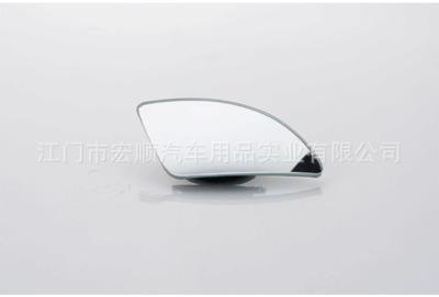 厂家直销匹配原车后视镜倒车无边镜360度调节高清玻璃小镜子