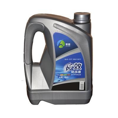 国标乙二醇防冻液-25-35-42不腐蚀变色厂家直销4KG