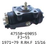 刹车分泵47550-69055 FJ-55 1971-79 R.RH.F 15/16