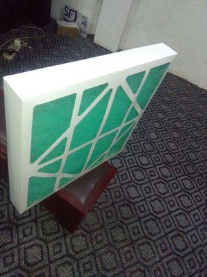 淏邦生产纸框过滤器,铝框折叠过滤器,纸框单面护网折叠过滤器