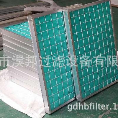低阻初效过滤器 漆雾高容漆量过滤器 大风量油漆过滤网生产厂家