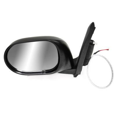 适用于日产070809101112年骊威反光镜倒车镜后视镜镜片后盖总成