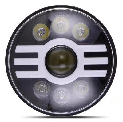 厂家直销七寸牧马人大灯 牧马人改装车灯 40w高低灯 汽车led大灯