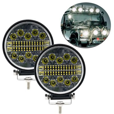 62W 27W LED工作灯 叉车灯钩机挖掘机灯铲车灯工程机械LED灯