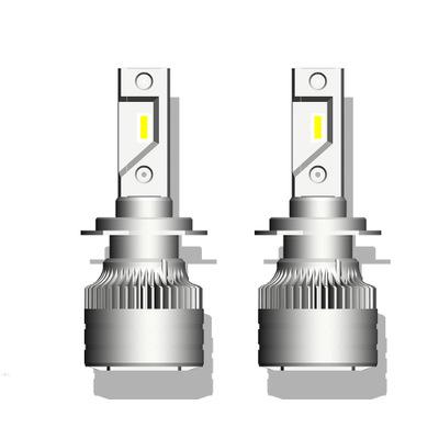 跨境爆款汽车LED大灯R4系列车灯 改装灯高亮H7H11900590069012灯