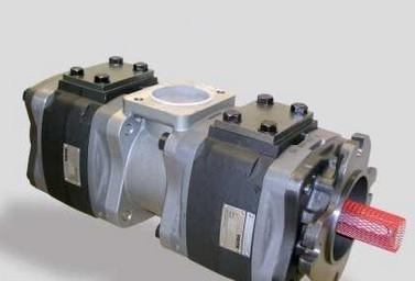 德国原厂福伊特VOITH双联齿轮泵IPV5+IPV5长期现货 质保2年